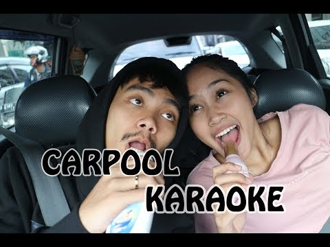 CARPOOL KARAOKE!!!!!!