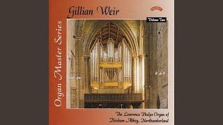 "Partita sopra ""Sei gegrusset Jesu gutig BWV 768: Movt 11"