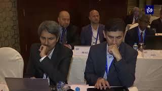 إطلاق أعمال الاجتماع الرابع لمجموعة ادارة الحركة الجوية
