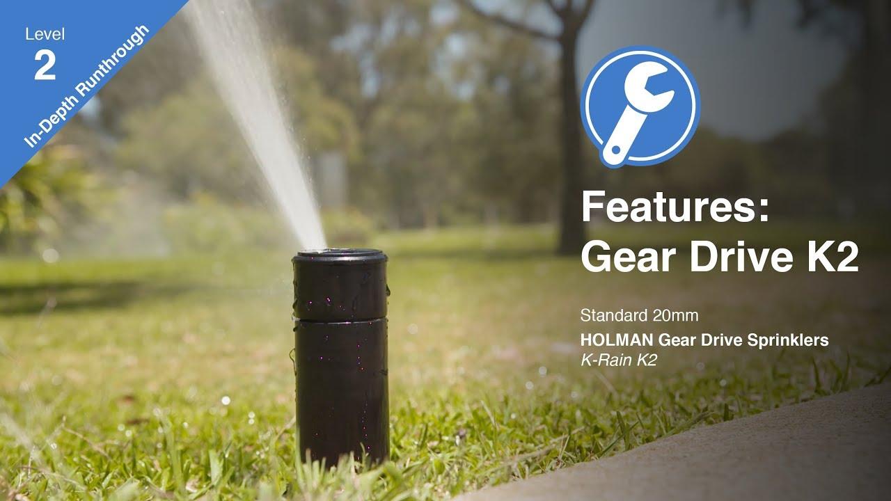 K2 smart set rotor sprinkler 10 pack.