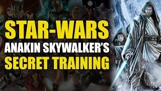 Anakin Skywalker's Secret Training (Star Wars: Obi Wan & Anakin Vol 1)