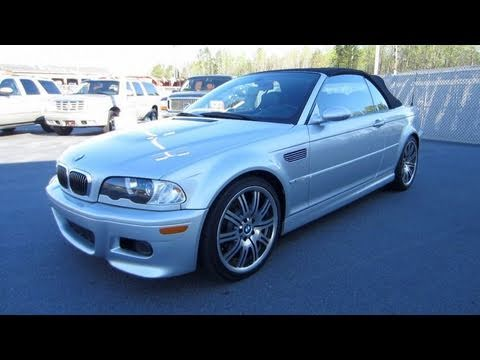 2005 Bmw M3 Convertible Start Up Exhaust And In Depth
