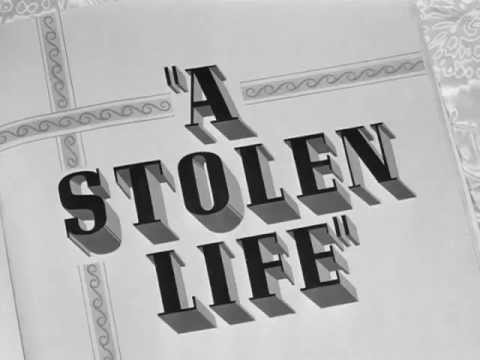 A stolen life 1946 title sequence
