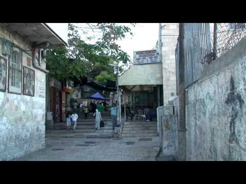 JERUSALEM 1/4  DOME OF THE ROCK( and Al  Aqsa Mosque)