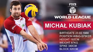TOP 10 Crazy Volleyball Actions by Michał Kubiak   FIVB Volleyball World League 2017