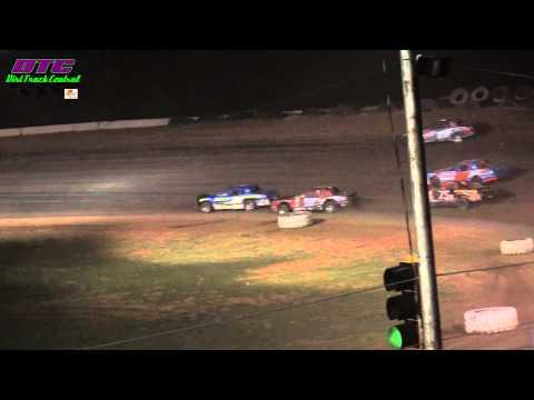 IMCA Stock Car A Feature Thunderhill Speedway 6 22 13