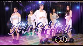 EXID(이엑스아이디) - ME&YOU   DANCE COVER by CiME from Vietnam