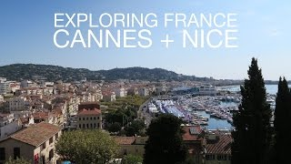 Cannes and Nice