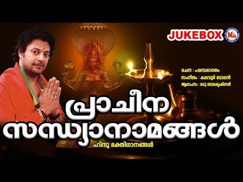 എല്ലാദിവസവുംജപിക്കുന്നസന്ധ്യാനാമങ്ങൾ | Sandhyanamam | Hindu Devotional Songs Malayalam | Hindu Songs