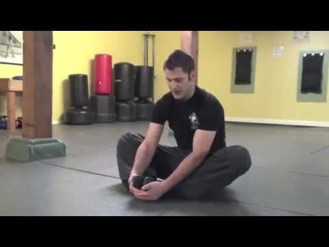 Butterfly Stretch for Hip Flexibility