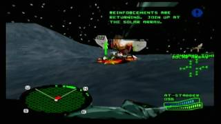 Battlezone: Rise of the Black Dogs (N64): (Pilot mode) American Mission 2: Eagle