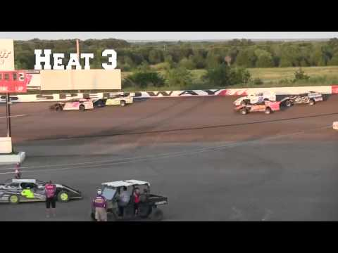 HEAT OF THE NIGHT: USMTS Casey's Cup Series @ Heart O'Texas Speedway 6/23/15