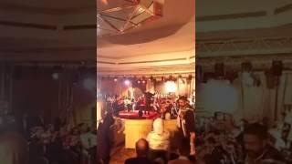 لطفي بوشناق في حفل افتتاح مهرجان شرم الشيخ الدولي للمسرح الشبابي