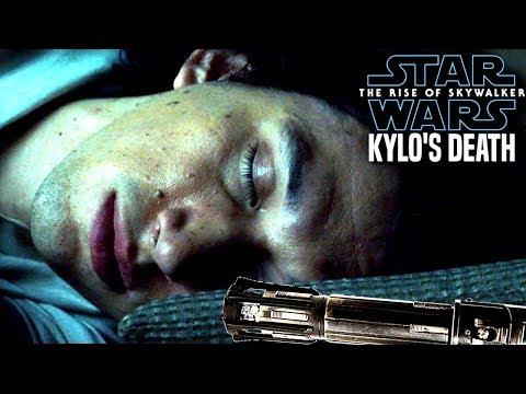 Kylo Ren's Death In The Rise Of Skywalker! Leaked Hints Revealed (Star Wars Episode 9)