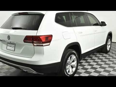New 2019 Volkswagen Atlas Atlanta Alpharetta, GA #VA19098