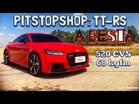 Audi TTRS 2018 com + 500cv Stage 2 PITSTOPSHOP | ApC