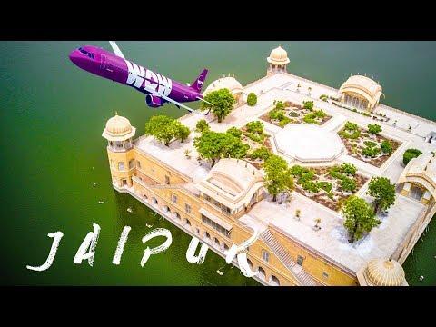 Wow Air Travel Guide Application | Jaipur, Rajasthan India