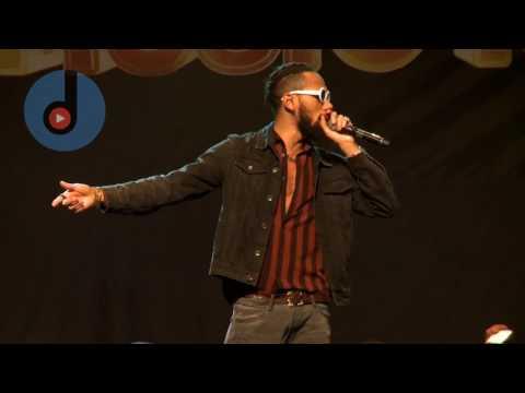 PHYNO FINALLY GAVE US LIVE PERFORMANCE | GloMega Music Lagos 2017