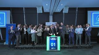 Canadian Security Traders Association closes Toronto Stock Exchange, February 20, 2020