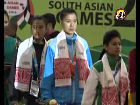 South Asian Games 2016 - Poor results in Sanshou but players wins silver in Wushu