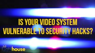 Houston Video Surveillance CCTV Cameras