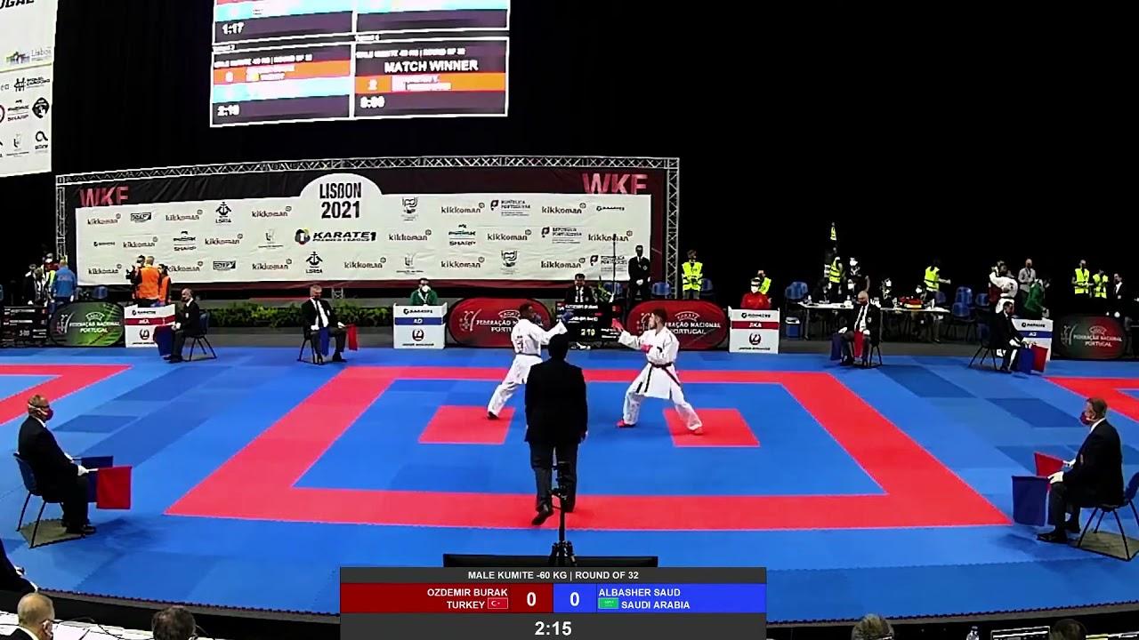 Karate 1 Premier League Lisbon Kumite 2021