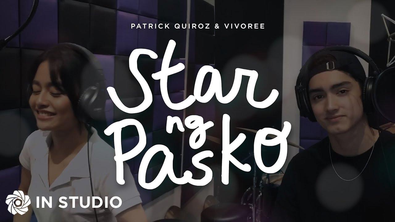 Star Ng Pasko - Patrick Quiroz and Vivoree (In Studio)