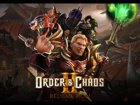Order And Chaos 2: Dungeon Raid