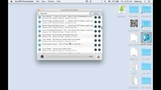 Search and Download MP3 Songs on Mac - Any MP3 Downloader