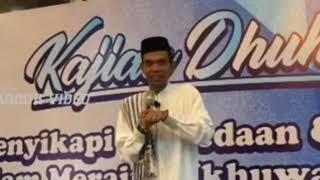 Tanya Jawab Menyindir Rambut Gimbal Mr. LIMBAD ini jawaban Ust Abdul Somad