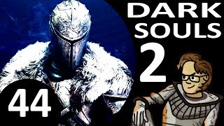Let's Play Dark Souls 2 Part 44 - Drangleic Castle, Chancellor Wellager, Pharros' Lockstone (Cleric)
