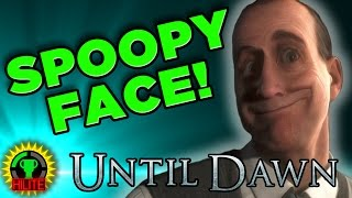 Until Dawn - Trapped in the UNCANNY VALLEY