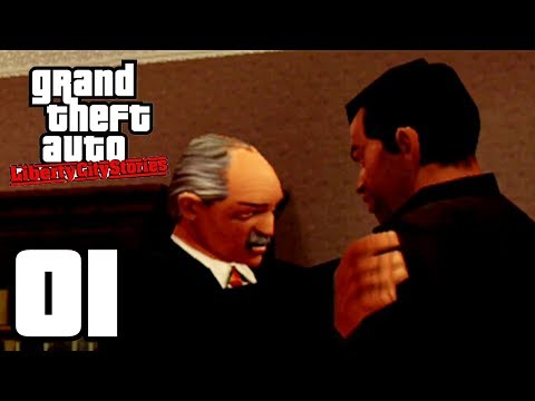 Grand Theft Auto: Liberty City Stories - The Movie from YouTube · Duration:  2 hours 46 minutes 48 seconds