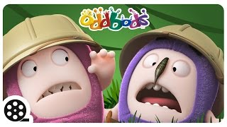 Oddbods - Jungle Mania | Funny Cartoons For Children | Mini Cartoon Movie