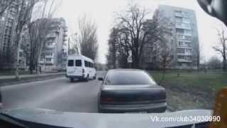 Подборка аварий в Украине 2013 / 1