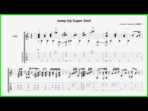 super mario series for piano pdf