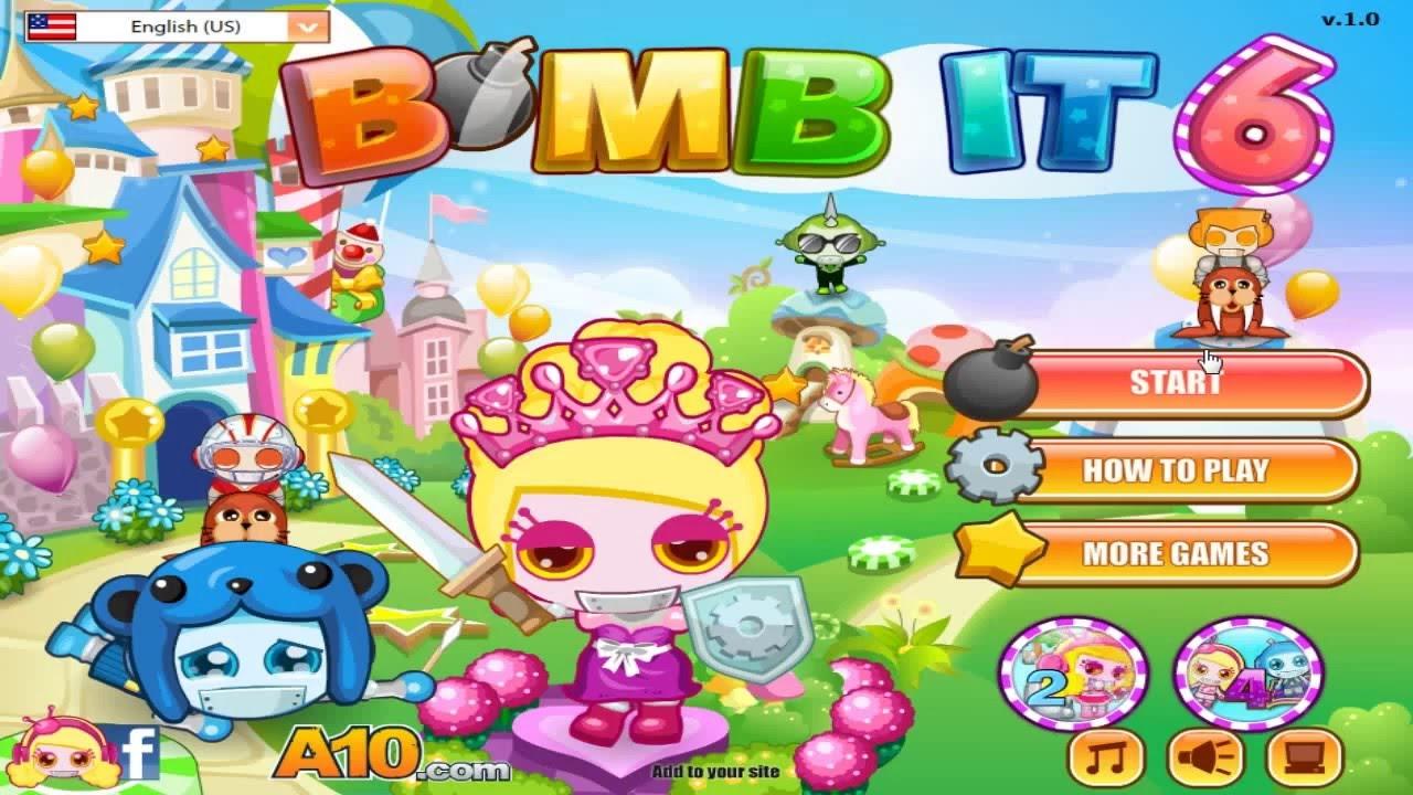 GAME ĐẶT BOM KIỂU MỚI – BOMM IT 6.