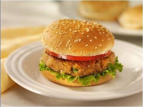 how to make fish burger patties