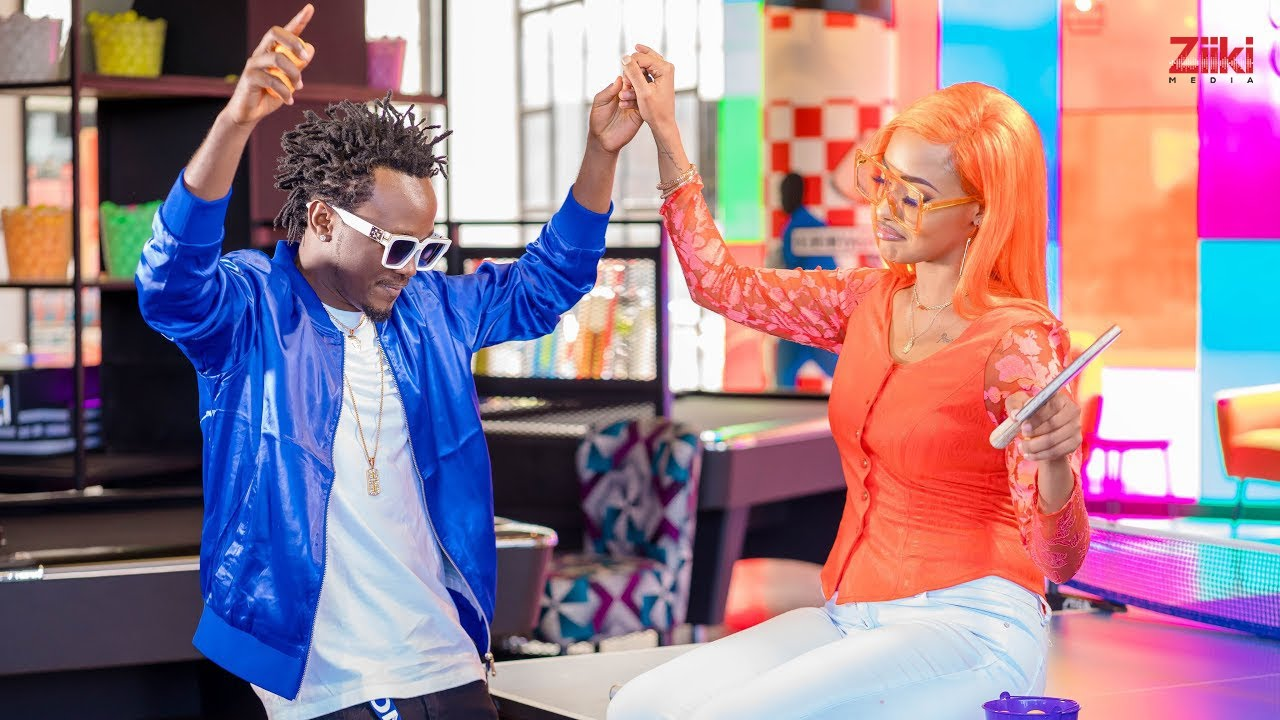 Download BAHATI Feat. TANASHA DONNA - ONE AND ONLY (Official Video) SKIZA DIAL *812*829#