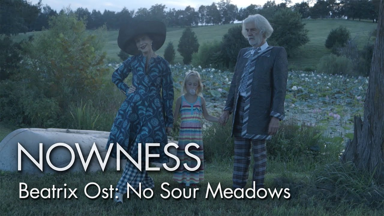 "Beatrix Ost in ""No Sour Meadows"" by Columbine Goldsmith"