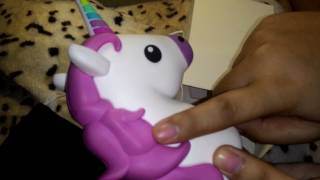 Unicorn Powerbank Unboxing