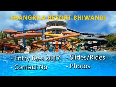 Shangrila Water Park Entry Fees With Food  Offers