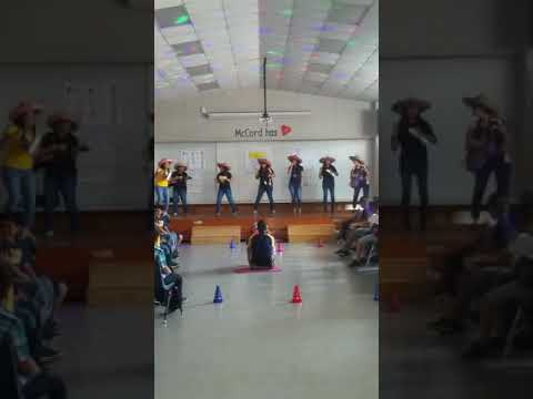McCord Elementary school teachers sing their version of Despacito