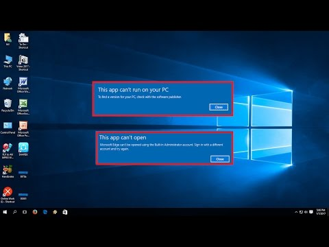 "how-to-fix-""this-app-can't-run-on-your-pc""-in-windows-10/8.1-(easy)"