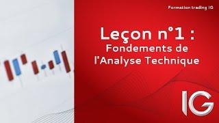 Qu'est-ce que l'analyse technique?