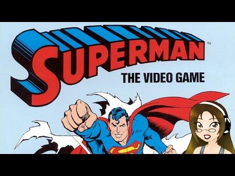 Superman Arcade Game - These Orange Creamsickle Motherf*ckers!