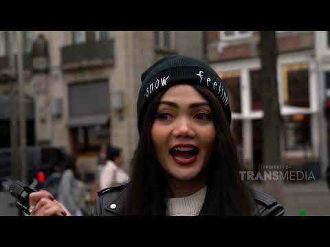COMEDY TRAVELLER - Explore Sisi Lain Kota Amsterdam (7/4/19) Part 2