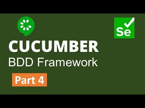 Part 4: Selenium with Java+Cucumber(BDD) Framework Development from Scratch thumbnail