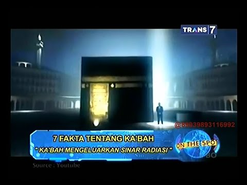 On The Spot - 7 Fakta Tentang Ka'Bah