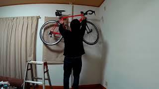 だいぶ前に撮影した動画です。 家を買うときからの夢だったロードバイク...